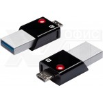 Памет EMTEC USB Flash 8GB MOBILE&GO